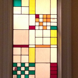 stained glass window in Stamford, Greenwich & New Canaan, CT
