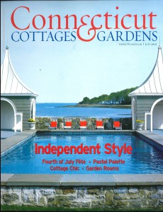 Connecticut Cottages & Gardens - July 2005