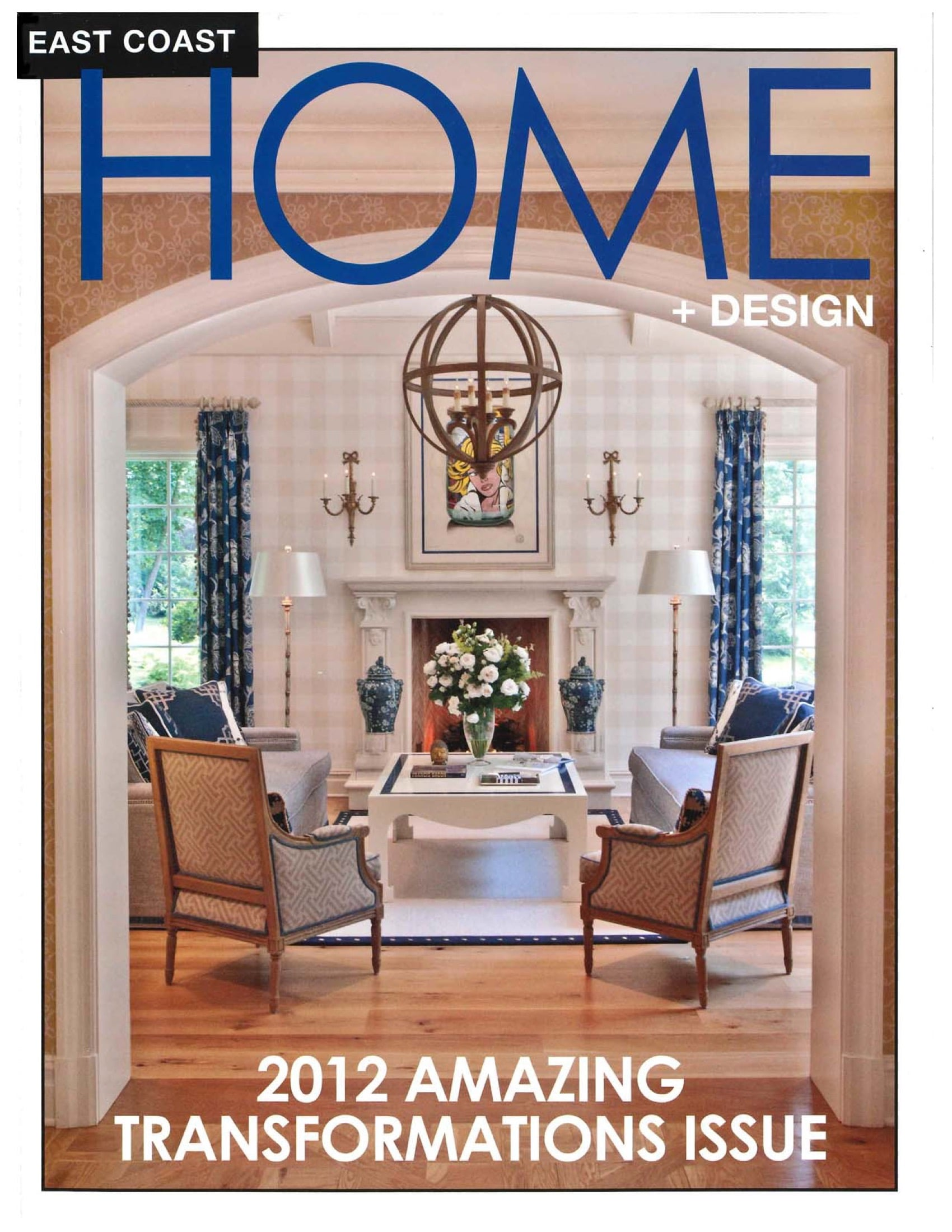 East Coast Home + Design - July 2012