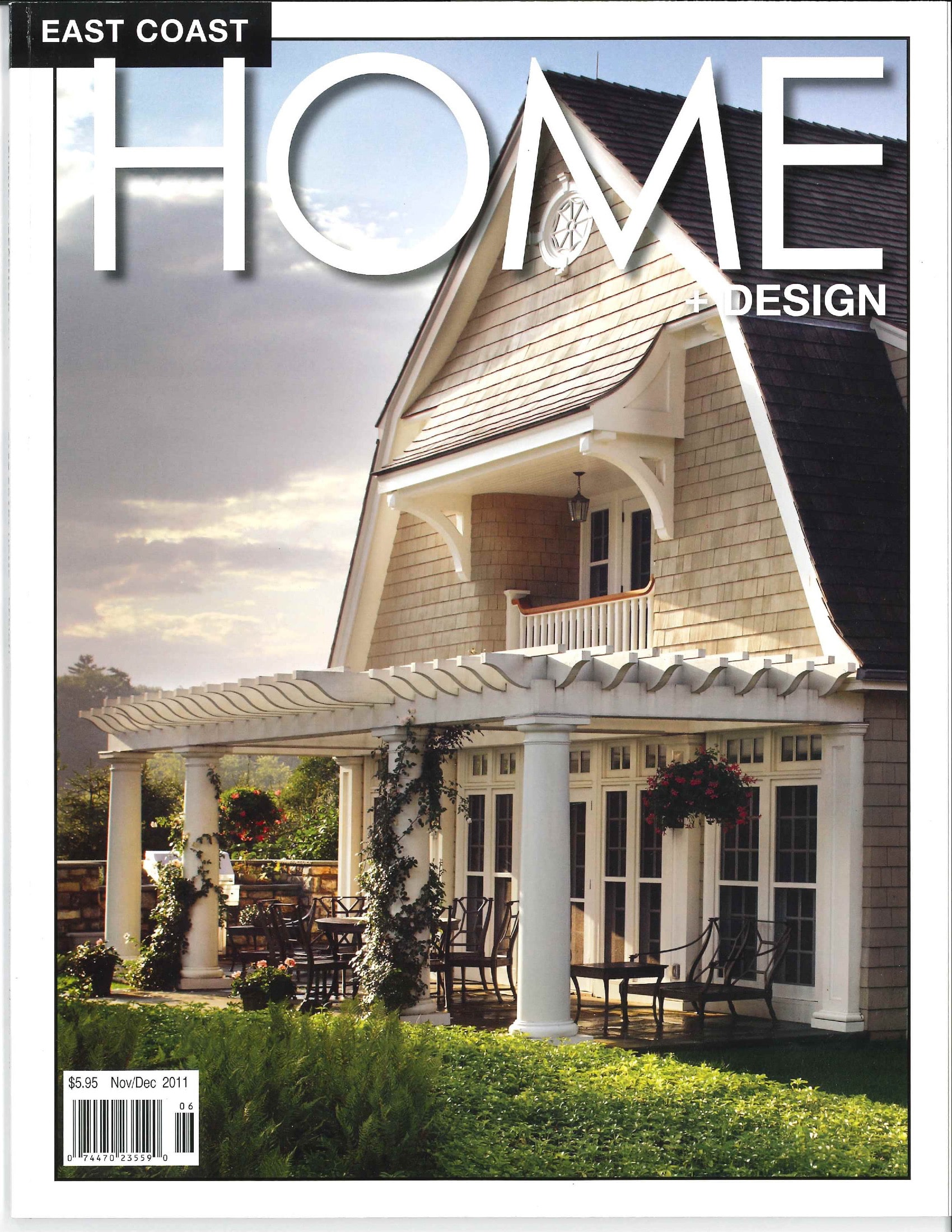 East Coast Home + Design - November 2011